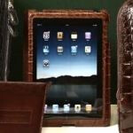 Alligator case for the iPad costs US$6,900