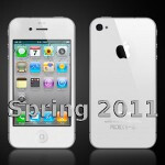 White iPhone 4 confirmed for Spring 2011