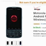 Amazon Wireless fulfills your Motorola DROID PRO dream for $19.99