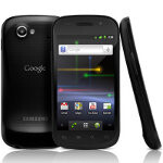 Google Nexus S introduced, curved screen and all