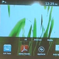 Full length video of the BlackBerry PlayBook presentation at TabLife posted by Rogers