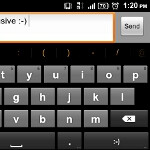 Gingerbread keyboard out for rooted Froyo devices, game controller buttons found in the SDK