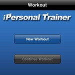 iPersonalTrainer is now available for your iPhone to keep you in perfect shape