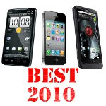 Best phones of 2010