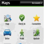 Latest version of Ovi Maps allows you to download maps without a PC