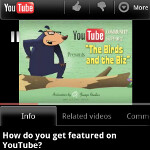 YouTube 2.1 now available for Android phones running Froyo or higher