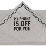 Phonekerchief blocks cell signals when you need privacy
