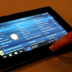 BlackBerry PlayBook extensively previewed on video