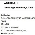 Samsung Portable Wireless Router SCH-LC11 hits the FCC, is Verizon-bound