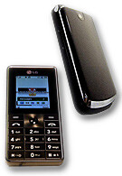 New LG phones showcased at IFA 2006
