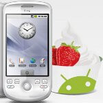 HTC Magic getting a dose of Froyo