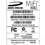 Novatel's MiFi 4082 hits the FCC, destined for Sprint