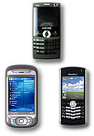Cingular to launch 8525, Blackberry Pearl and Samsung i607 before year end