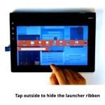 Notion Ink Adam demoes its Honeycomb-inspired Eden UI on video