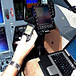 A $12500 SafeCell app brings phone signal to your private jet
