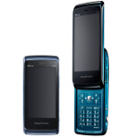 16MP Sony Ericsson Cyber-shot S006 phone poses at the FCC