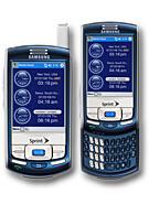 Sprint's IP-830w smartphone by Samsung