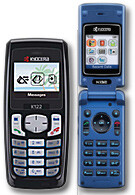 Kyocera announces two entry-level phones - K122 and K132