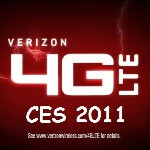 Verizon to show a sneak peak of LTE devices at CES 2011
