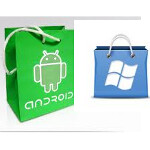 Android Market now at 200,000 apps as Windows Marketplace hits the 5,000 level
