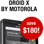 CompUSA prices Motorola DROID X at $19.99 for new Verizon customers