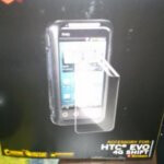 Zagg Invisible Shield accessory provides more truth for the HTC EVO Shift 4G