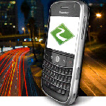 Stop texting while driving automatically on Android and BlackBerry phones with ZoomSafer