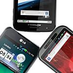 LG Optimus 2X vs Motorola DROID BIONIC vs Atrix 4G: specs comparison
