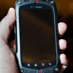 Casio's G'zOne C771 rugged Android smartphone for Verizon
