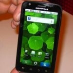 Motorola ATRIX 4G Hands-on