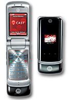 Motorola's KRZR K1m close to Verizon launch