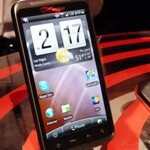 HTC ThunderBolt Hands-on