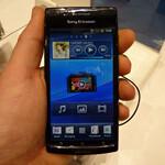 Първи минути със Sony Ericsson Xperia arc