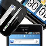 HTC Inspire 4G vs Samsung Infuse 4G vs Motorola ATRIX 4G: specs comparison