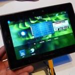 RIM BlackBerry PlayBook Hands-on