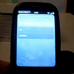 Palm Pre Plus with webOS 2.0 installed, auditions for major role in your pocket
