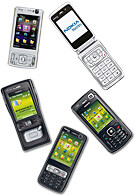 Nokia announces new Nseries phones