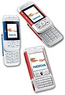 Nokia introduces more music phones