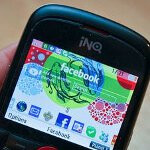 INQ Cloud Touch to be a Facebook-centered phone