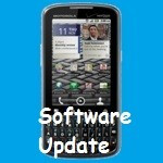 Verizon's Motorola DROID PRO receives a software update