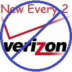 What does Verizon's elimination of
