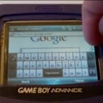 GameBoy Advance Phone features Windows Mobile & PocketGBA emulator