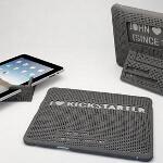 Fresh Fiber kickstarts a custom 3D case campaign for iPad