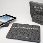Fresh Fiber kickstarts a custom 3D case campaign for iPad