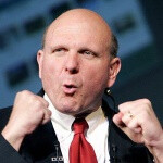 Steve Ballmer singing own glory: