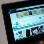 3G enabled version of the BlackBerry PlayBook is coming to AT&T in April?