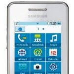 Amazon Germany prices the Samsung Star II at €113; Samsung says €199