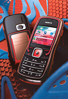 Nokia recolor the 5500 Sport to Music Edition