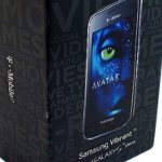 Alas, Froyo update for the Samsung Vibrant is available through Kies mini