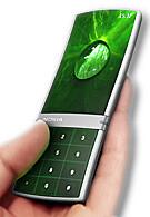 Nokia Aeon - a concept for the future phone